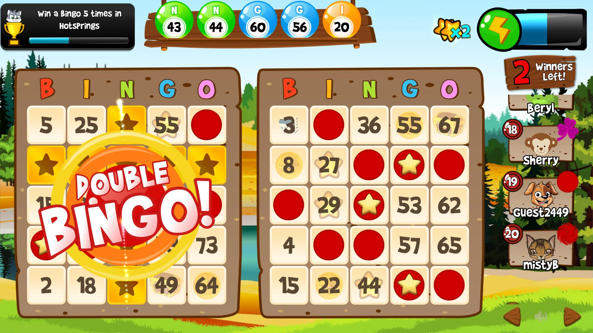 Bingo Games No Deposit Required