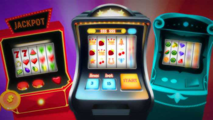 The payback percentage of casino slots: